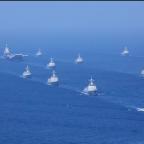 El dragón hacia el mar: pensamiento político chino y estrategia naval