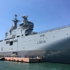 A Mistral Class LHD for Mexico? Maybe one day.